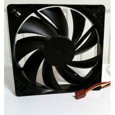 Вентилятор 120x120x25mm GlacialTech GT12252BDL-1 (3pin)