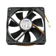 Вентилятор 120x120x25mm TITAN (3pin) новый