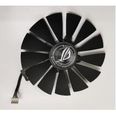 Вентилятор 95mm (4pin PWM) присутствует люфт