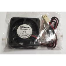Вентилятор 40x40x10mm COOLCOX (2 pin) новый