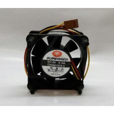 Вентилятор 60x60x25mm Superred CHA6012CS-A (3pin) новый