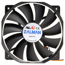Cooler 135х135х25mm ZALMAN ZM-F4 (3pin) (крепление для 120x120mm) новый