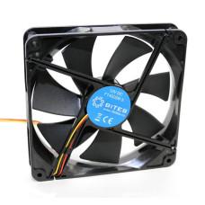 Вентилятор 140x140x25mm 5BITES F14025B-3 (3pin) новый