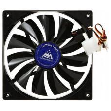 Вентилятор 140x140x25mm GlacialTech IceWind 14025 (3pin+molex) новый
