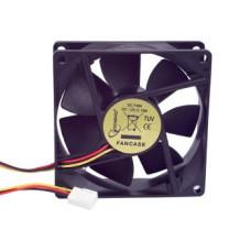 Вентилятор 80x80x25mm 3pin (новый)