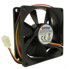 Cooler 80x80x25mm ZALMAN/TITAN (3pin) новый