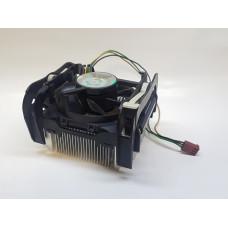 Кулер 478 Intel (60x60/3pin/AL+Медь)