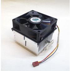 Кулер 754/939/AM2/AM2+/AM3/AM3+/FM1/FM2/FM2+ CoolerMaster KC8-8JD2B-0L-GP (80x80/3pin/AL+Медь) новый