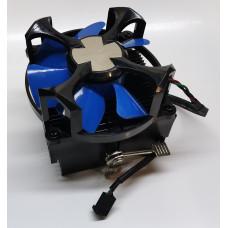 Кулер 754/939/AM2/AM2+/AM3/AM3+/FM1/FM2/FM2+ DeepCool (92x92/3pin/AL)