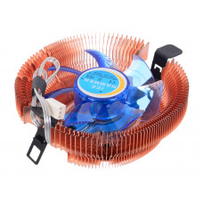 Кулер 754/939/AM2/AM2+/AM3/AM3+/FM1/FM2/FM2+ ICE HAMMER IH-3676SC (70x70/3pin/Медь)