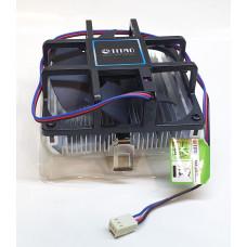 Кулер 754/939/AM2/AM2+/AM3/AM3+/FM1/FM2/FM2+ TITAN DC-K8K925Z/N (92x92/3 pin/AL) новый