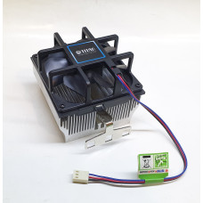 Кулер 754/939/AM2/AM3 TITAN DC-K8G825Z/N (80x80/3 pin) AL (новый)