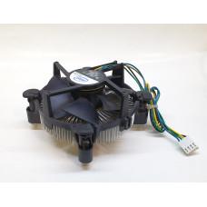 Кулер 775 Intel (80x80/4pin PWM/AL)