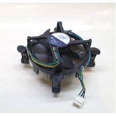 Кулер 775 Intel (80x80/4pin PWM/AL+Медь)