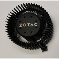 Вентилятор турбина для видеокарт 45-65mm (2pin/3pin/4pin PWM) в ассортименте