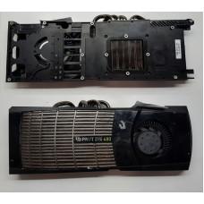 Охлаждение для видеокарт (4pin PWM) AL