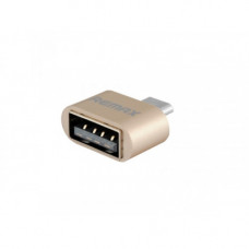 Переходник OTG microUSB to USB 2.0 Remax