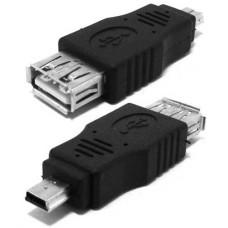 Переходник OTG mini USB to USB 2.0