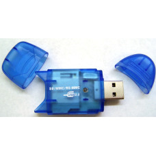 Card reader USB 2.0 (SD)